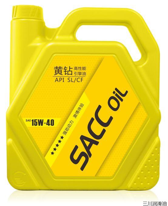3.5L黄钻高性能引擎油