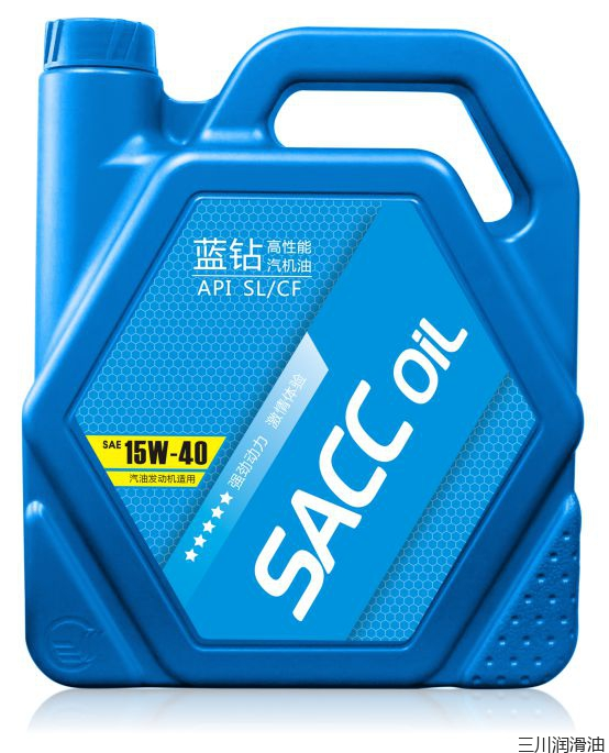 4L蓝钻高性能汽机油